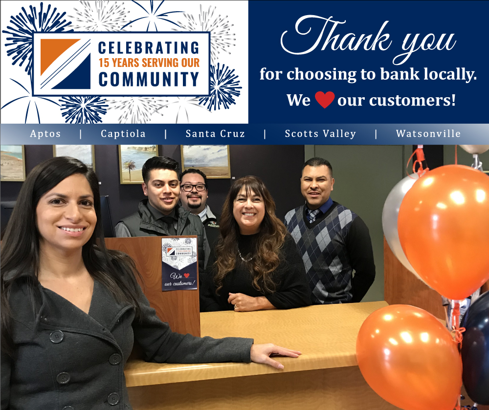 Member Spotlight: Santa Cruz County Bank
