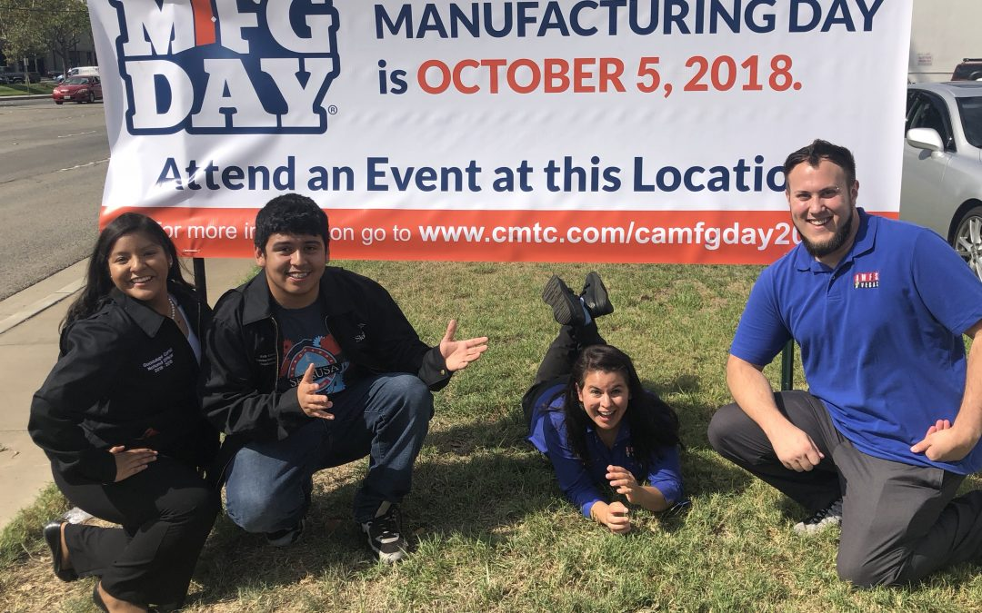 Member Spotlight: California Manufacturing Technology Consulting